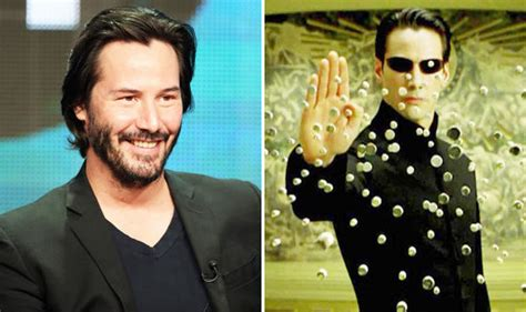 keanu reeves in the matrix keanu reeves finally speak out on the matrix 4 plans