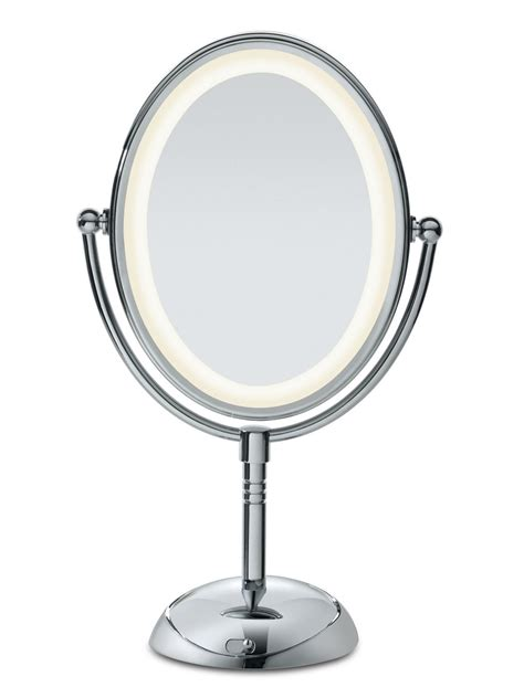conair led lighted mirror conair illuminated makeup mirror uk saubhaya makeup