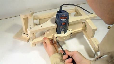 Craftsman Plans by Building The 3 D Pantograph Youtube