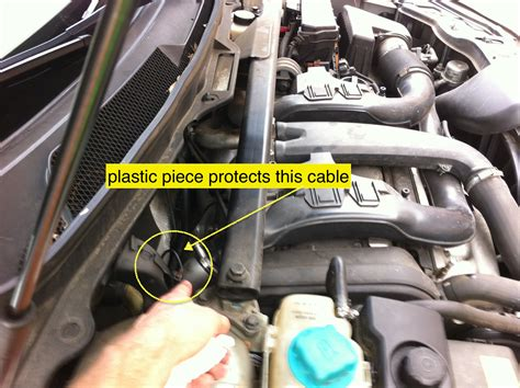 mystery cable replaced coolant overflow sensor  xc  volvo forums volvo