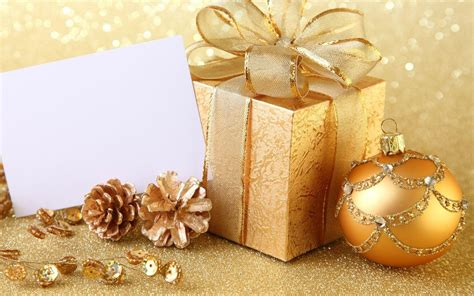 holiday new year gift christmas hd wallpaper 1436886