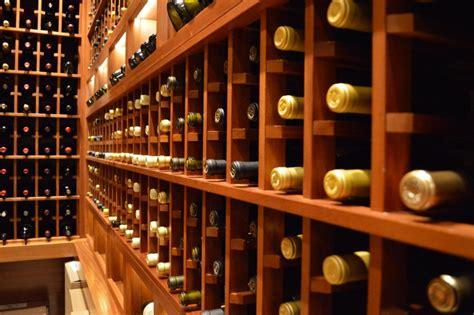 Wine Rack Canada by Custom Wine Cellars Vancouver Local Wine Cellar Builders