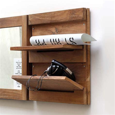 mensole da parete utilitle s pensile da parete ethnicraft in legno con