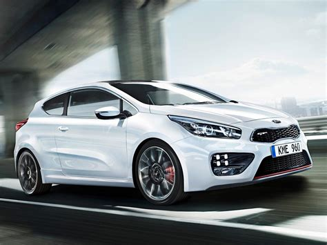 Kia C Eed 2013 Kia Pro Cee D Gt Official Photos Forcegt