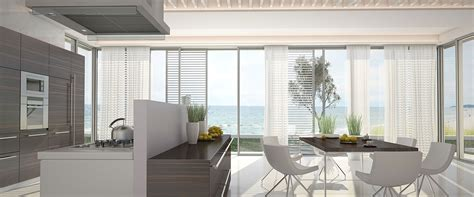 Modern Kitchen Window Treatments by 7 Kitchen Window Treatment Ideas For Your Contemporary Home