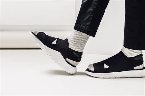 Sepatu Adidas Y 3 Qasa The Adidas Y 3 Qasa Sandal Is Ready To Lounge When You Are