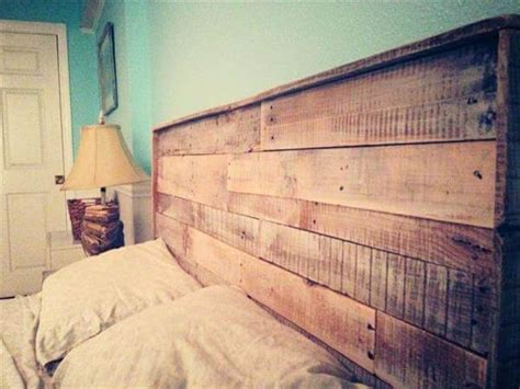diy headboard pallet 10 diy pallet headboard designs diy and crafts