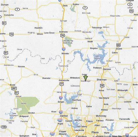 whitesboro texas map sanborn ranch whitesboro tx