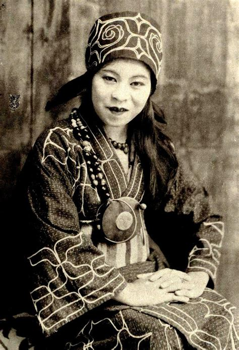 the ainu of old hokkaido japanese citizen but not