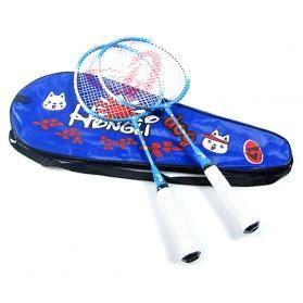 Regail Raket Badminton Anak 2 Pcs Pompa Angin Ban Sepeda Golden Jakartanotebook