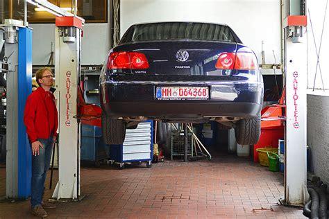 Wie Viele Steuergeräte Hat Ein Auto by Drei Gebrauchte Vw Phaeton Im Check Bilder Autobild De