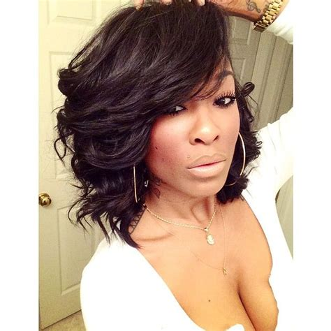 short hairstyles black deep swoops 17 best ideas about natural wavy hairstyles on pinterest