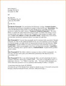 header of cover letter business letter heading the best letter sle