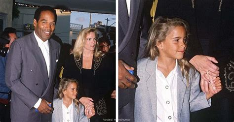 The gallery for --> Oj Simpson Daughter With Nicole O J Simpson's Daughter Sydney
