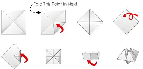 free cootie catcher template
