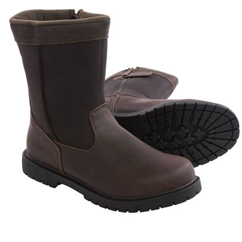 khombu boots for khombu canaan snow boots for 9116k save 64