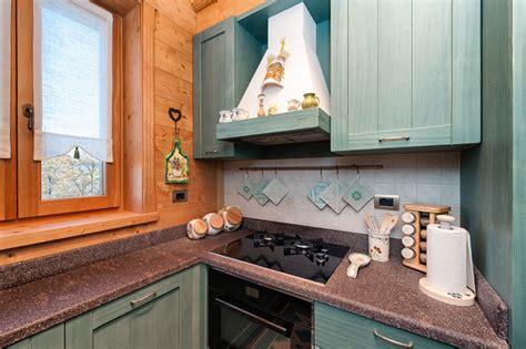 cucine da montagna arredamento da montagna