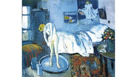 the blue room picasso the blue room has