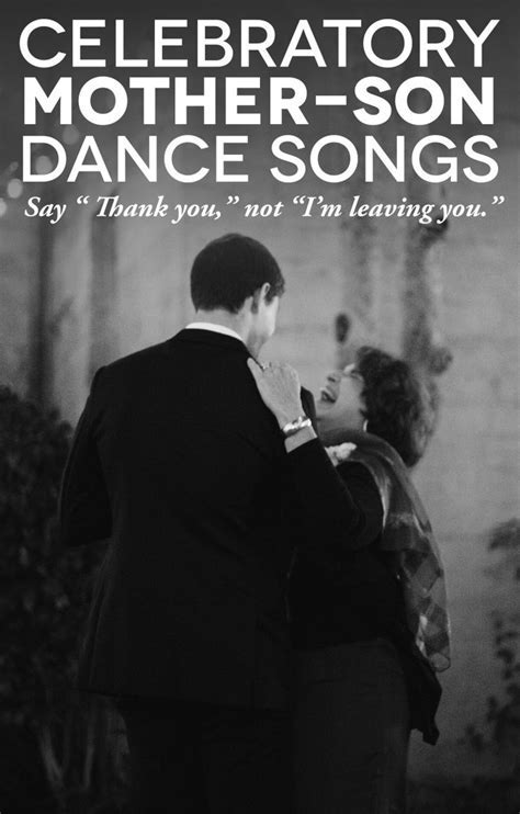 50 of the Greatest Mother Son Dance Songs   Mother Son