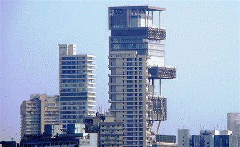 Ambani Home Interior by Antilla Mumbai