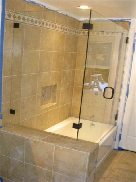 Regrout Bathtub Tile Showers With No Doors Sha Excelsior Org