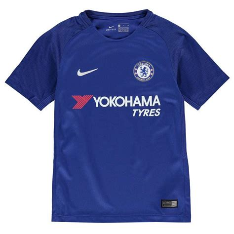 chelsea kits nike nike chelsea home shirt 2017 2018 junior chelsea