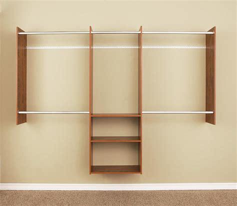 Menards Closet Kits by Easy Track Closet Kit Roselawnlutheran