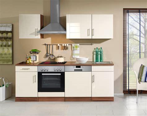 preiswerte küchenzeilen preiswerte k 252 chenzeile mit elektroger 228 ten ttci info