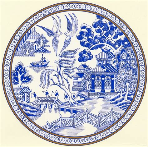 willow pattern image 50 best images about blue willow china on pinterest