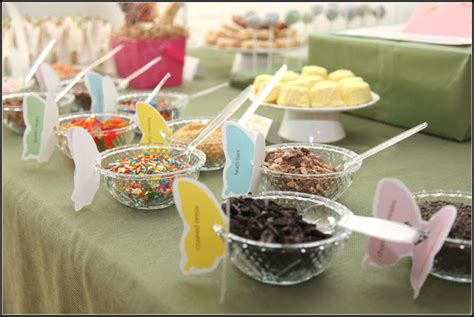 cupcake bar toppings big k little g gabby s second birthday recap