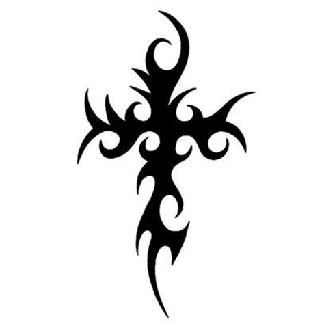 tribal ram stencil design tattoowoo tattoos tribal cross stencil www pixshark images galleries