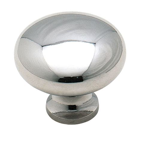 amerock 1 1 4 in chrome cabinet knob 14401ch the home depot