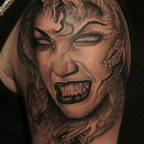 medusa tattoo best tattoo design ideas