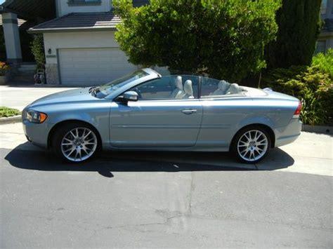 sell   volvo   convertible  door   hayward california united states