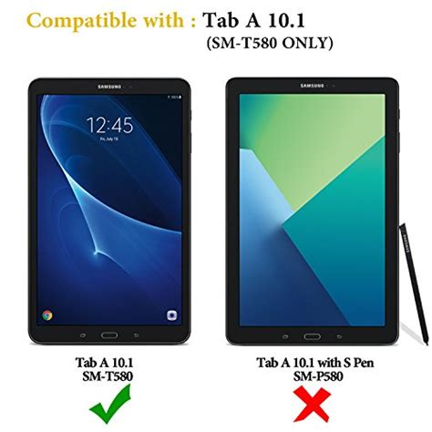 K Box Tempered Glass Samsung Tab A 10 1 Inch T580 omoton tab a 10 1 sm t580 screen protector 0 26mm thickness import it all