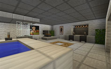 How To Make A Bathroom In Minecraft by Image Gallery Minecraft Bathroom