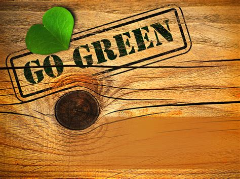 design powerpoint go green earth day collection of powerpoint templates jazz
