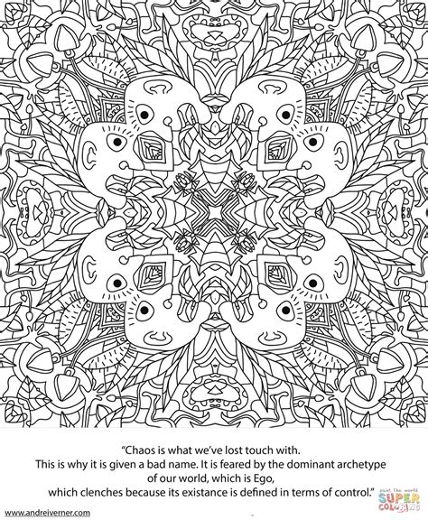 psychedelic coloring pages psychedelic ornaments coloring page free printable