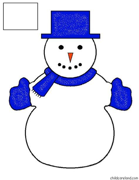 cotton ball snowman printable template pin by jana lond 225 kov 225 on farby pinterest