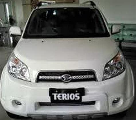 Daftar Accu Mobil Terios harga mobil murah daihatsu new terios terbaru bulan ini