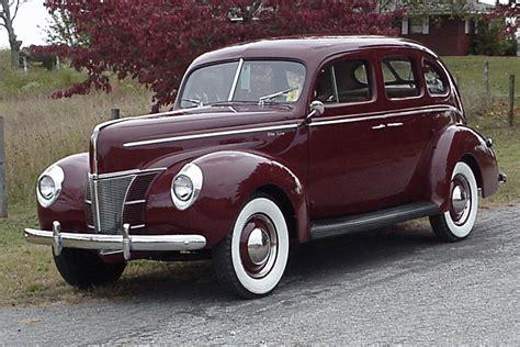 Ford Deluxe by 1940 Ford Deluxe Sedan 4 Door 49751