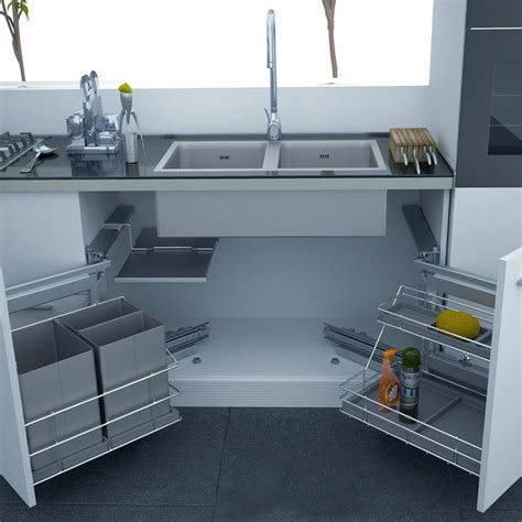 under cabinet kitchen storage under kitchen sink cabinet best 25 under kitchen sinks