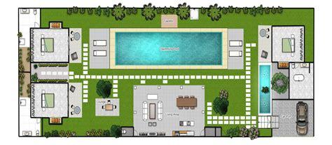 bali villa floor plan bali villas floor plans