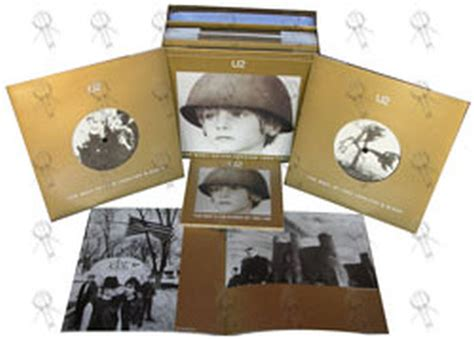 u2 the best of 1980 1990 u2 best of 1980 1990 ultra uk promo only gold box set