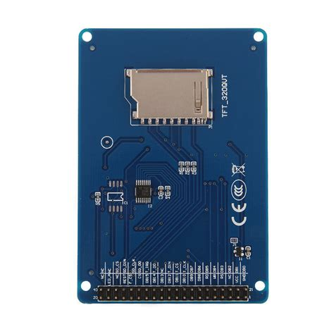 Lcd Brandcode B29 Original 3 2 quot inch tft lcd display module touch panel sd card cage for arduino ebay