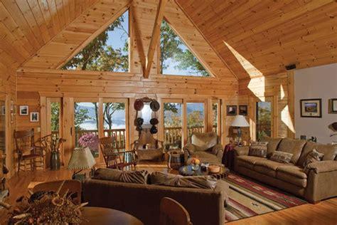 amazing log homes interior interior log home open floor livin lovin log homes blueridgecountry com