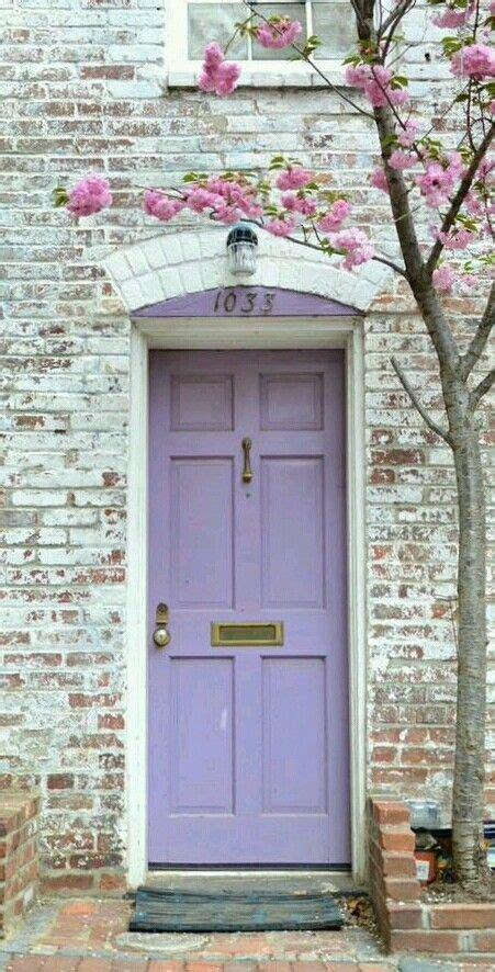 pretty lavender front door purple front doors doors
