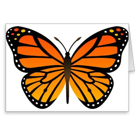 best photos of monarch butterfly templates to print