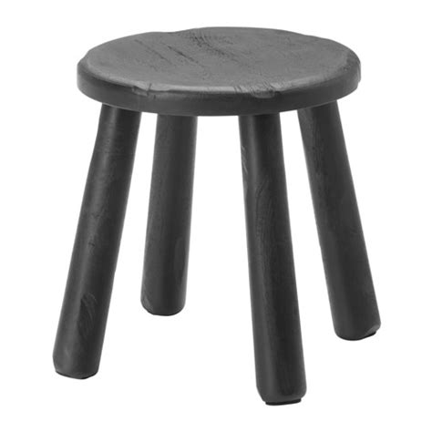 sv 196 rtan side table stool ikea