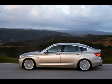2009 bmw 5 series image https www conceptcarz com 2009 bmw 5 series gran turismo side speed 1280x960 wallpaper